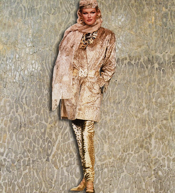 Haute couture for Haute couture clients